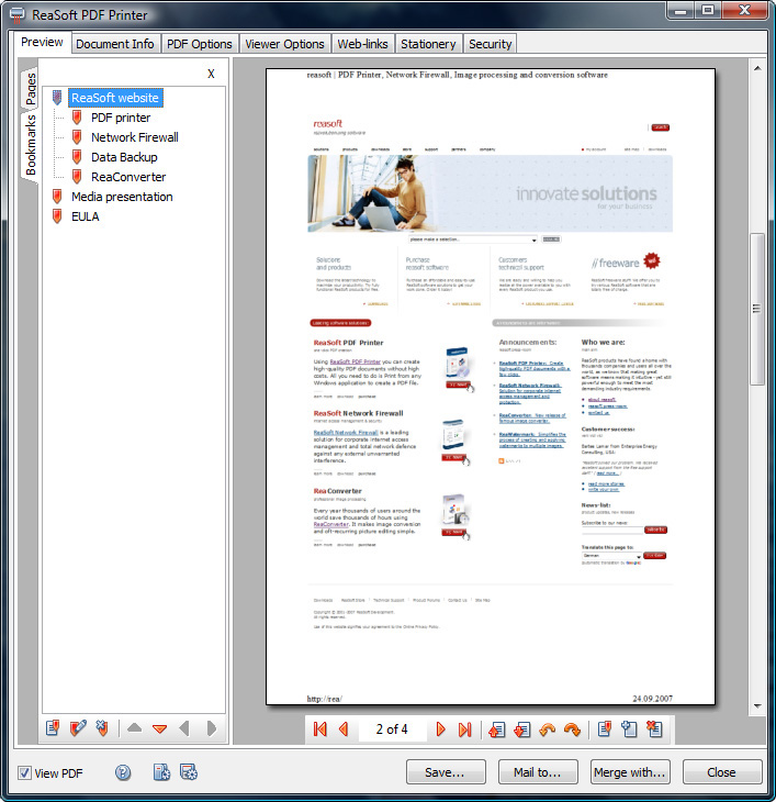 Print To Pdf Windows Eps